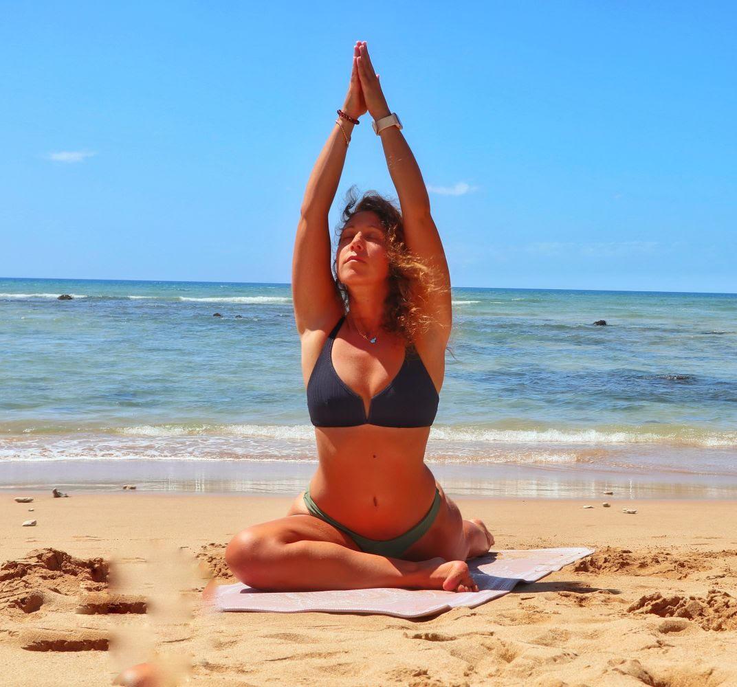 Wailea yoga teacher