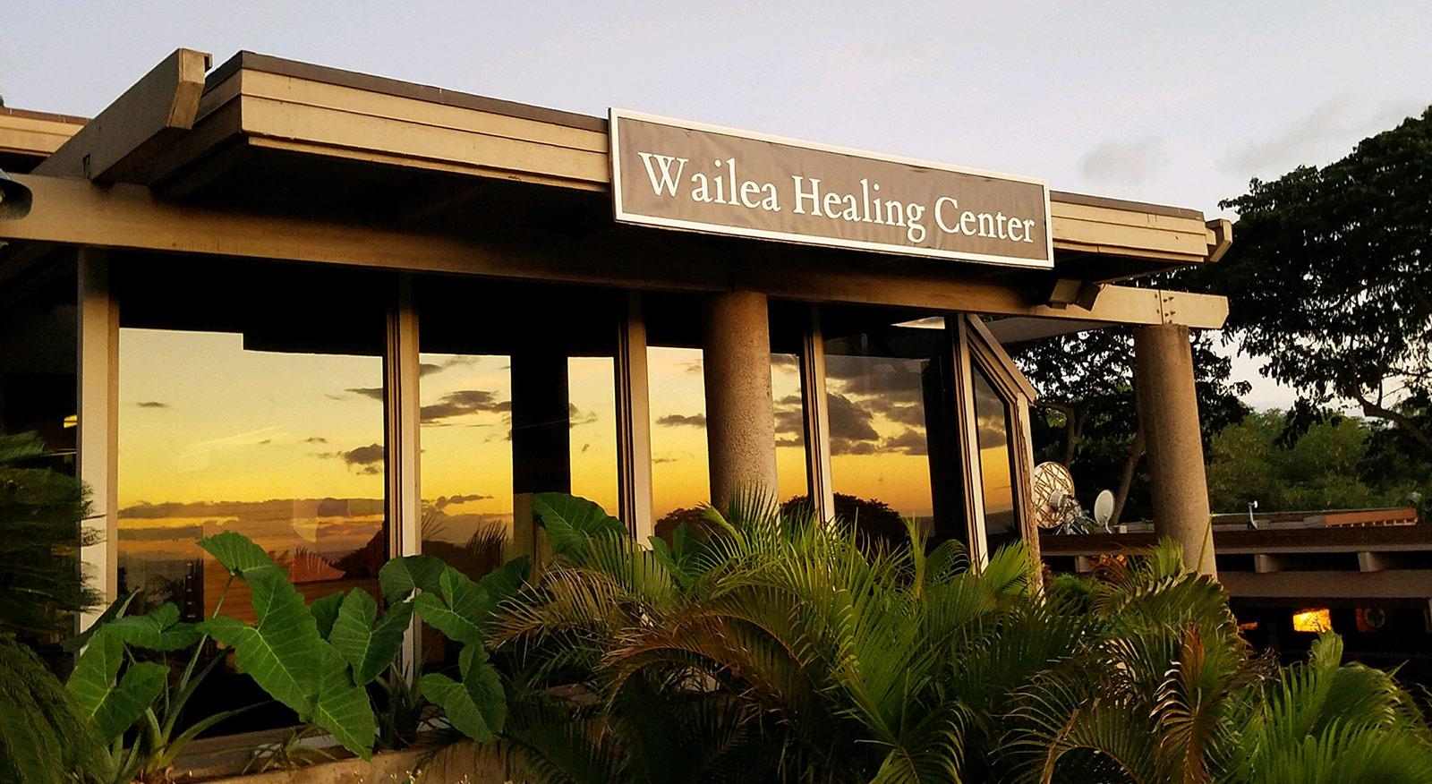 Wailea Healing Center Maui