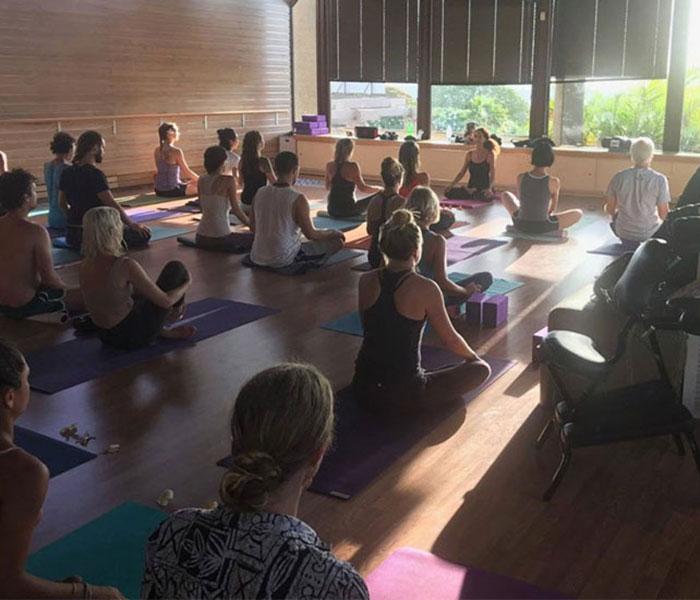 wailea yoga classes